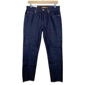 Joe's Sawyer Boyfriend Slim Crop Raw Hem Jeans